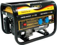 Генератор бензиновий Forte FG3500