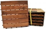 Модульне покриття плитка для саду 9 шт