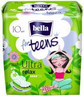 Прокладки гігієнічні Bella for Teens Ultra Relax mini 10 шт.