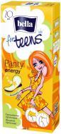 Прокладки щоденні Bella for Teens Panty Energy mini 20 шт.