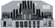Набір затискного приладдя Optimum SPW 8 під пази 10 мм 3352015