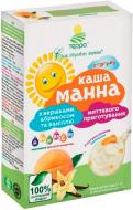 Манна каша Терра з вершками, абрикосом та ваніллю миттєвого приготування 225 г