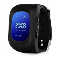 Детские часы с GPS Smart Baby Watch Q50-PLUS Черный