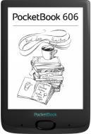 Електронна книга PocketBook 606 black (PB606-E-CIS)