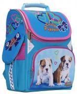 Ранець шкільний CLASS Lovely Puppies 34x27x14 см 9803