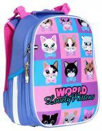 Ранець шкільний CLASS Lovely Kitties 35x27x16 см 2013