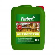 Антисептик для деревянных поверхностей прозрачный 10 л