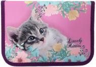Пенал Lovely Kitties 210/70D PL 20001 CLASS рожевий