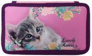 Пенал Lovely Kitties 210/70D PL 20401 CLASS рожевий