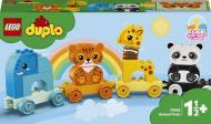 Конструктор LEGO DUPLO Потяг із тваринами 10955