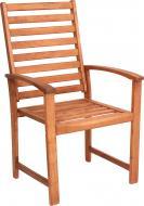 Крісло дерев'яне Rattwood 7390 105x61x61 см горіховий