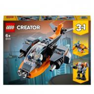 Конструктор LEGO Creator Кібердрон 31111