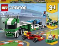 Конструктор LEGO Creator Транспортер гоночних автомобілів 31113