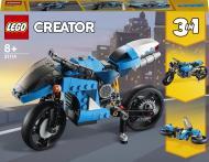 Конструктор LEGO Creator Супермотоцикл 31114