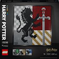 Конструктор LEGO Art Harry Potter Hogwarts Crests 31201