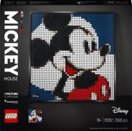 Конструктор LEGO Art Діснеївський Міккі Маус 31202