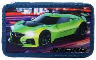 Пенал Racing 210/70D PL 20405 CLASS синій