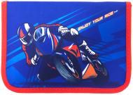 Пенал Rider 210/70D PL 20006 CLASS червоний