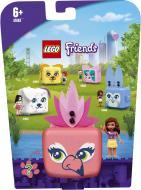 Конструктор LEGO Friends Куб-фламінго з Олівією 41662