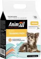 Пелюшки AnimAll 60х60 см з ароматом ромашки для собак