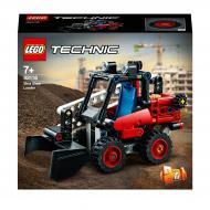Конструктор LEGO Technic Міні-навантажувач з бортовим поворотом 42116