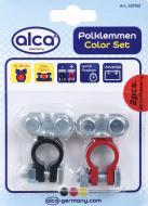 Клеми для акумулятора Alca кольорові 2 шт 509100