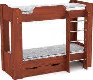 Ліжко Компаніт Твікс-2 70х190 см яблуня