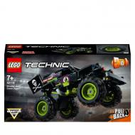 Конструктор LEGO Technic Monster Jam® Grave Digger® 42118
