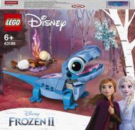 Конструктор LEGO Disney Princess Складна фігурка саламандри Бруні 43186