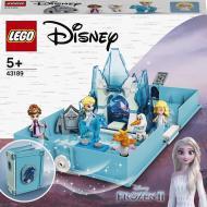 Конструктор LEGO Disney Frozen Книга пригод Ельзи й Нокк 43189