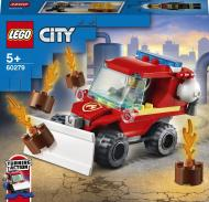 Конструктор LEGO City Пожежний автомобіль 60279