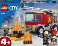 Конструктор LEGO City Пожежна машина з драбиною 60280