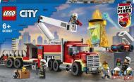 Конструктор LEGO City Пожежний командний пункт 60282