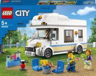 Конструктор LEGO City Канікули в будинку на колесах 60283