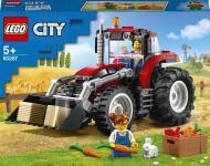 Конструктор LEGO City Трактор 60287