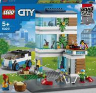Конструктор LEGO City Сучасний сімейний будинок 60291