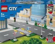 Конструктор LEGO City Дорожні плити 60304