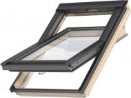 Вікно мансардне Двокамерне VELUX 78х118 см GLL MK06 1061B нижнє відкривання