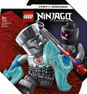 Конструктор LEGO NINJAGO Грандіозна битва: Зейн проти Ніндроїда 71731
