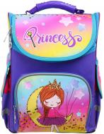 Рюкзак каркасний ортопедичний Принцеса-мрійниця 33x26x16 см