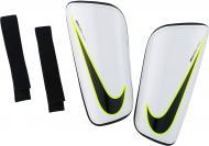 Щитки футбольні Nike NK HRD SHELL SLP GRD SP2101-100 р. S білий