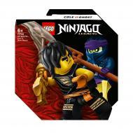 Конструктор LEGO Ninjago Коул проти воїна-привида 71733