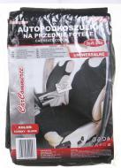 Чохол CarCommerce на сидіння майка к-т 2 шт 116x61 см 42092 чорний