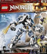 Конструктор LEGO Ninjago Битва робота-титана Зейна 71738