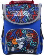 Рюкзак каркасний ортопедичний Snappy Raccon 33x26x16 см