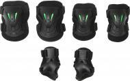 Набір захисту MaxxPro PW-323 PW-323 р. M чорний