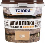 Шпаклевка для дерева Triora белый 1500 мл