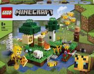 Конструктор LEGO Minecraft Пасіка 21165