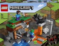 Конструктор LEGO Minecraft «Закинута» шахта 21166