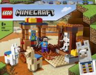 Конструктор LEGO Minecraft The Trading Post Торговий пост 21167